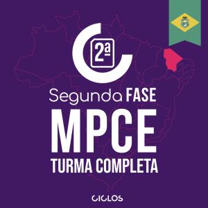 RETA FINAL MP/CE – 2ª FASE - PROMOTORIA - Turma Completa