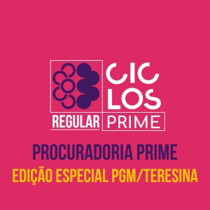 Prime - Edição Especial PGM/Teresina